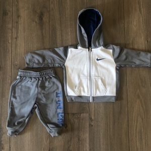 Toddler Nike Dri-Fit two piece outfit